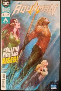 AQUAMAN-31a-2018-DC-Universe-Comics-VF-NM-Book