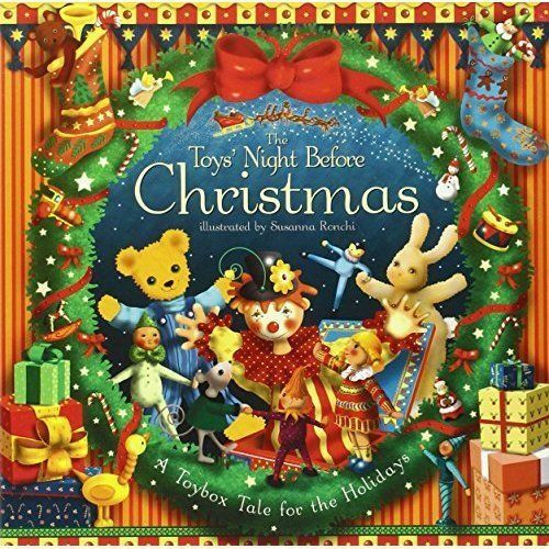 1 of 1 - The Toys Night Before Christmas, Ronchi, Susanna, New Book