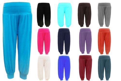 Girls Kids Boys Harem Trouser ALI BABA  Harem  Leggings Pants Customs Dance