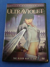 Ultraviolet (DVD/2006/Unrated Extended Cut) Milla Jovovich ~STUNNING VISUALS!~