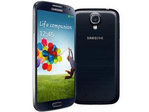 Libre-TELEFONO-MOVIL-NEGRO-5-039-039-Samsung-Galaxy-S4-GT-I9500-16GB-13MP-GPS-NFC