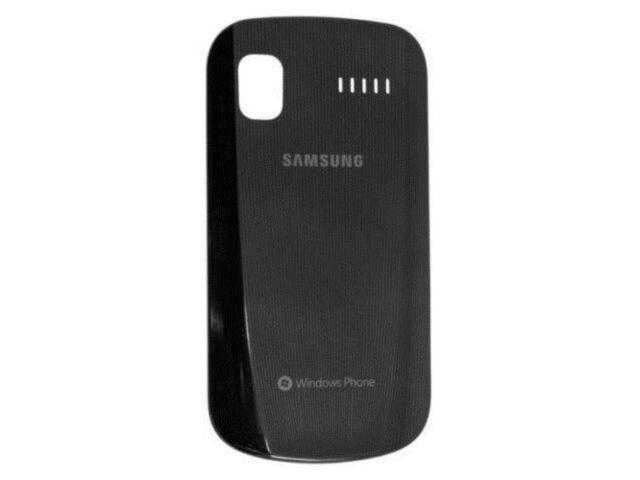 GENUINE Samsung Focus SGH-i917 Windows Phone BATTERY COVER Door GRAY GSM bar