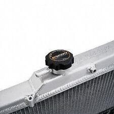 Mishimoto Racing Aluminum Radiator 88-91 Honda Civic & CRX EF (Manual)
