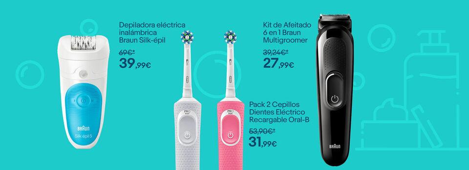 Ver ofertas - Especial Braun y Oral B