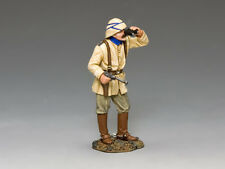 AL080 Turkish Officer w/Pistol & Binos by King and Country