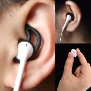 2/4Pairs Silicone in-ear Headset Earbuds Cover with Ear