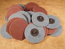 25 Piece 80 Grit 3 Arc Sanding Discs Type R Aluminum Oxide Abrasive