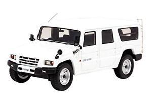 Carnel 1/43 Toyota Mega Cruiser 1996 blanc CN439602 avec suivi NEUF