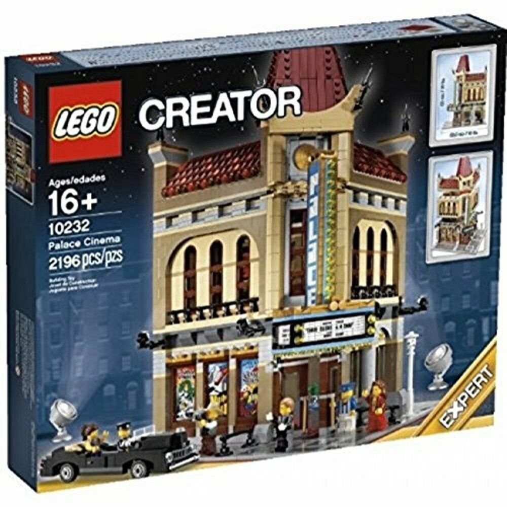 Lego MODULAR  10232 PALACE CINEMA NEW SEALED.