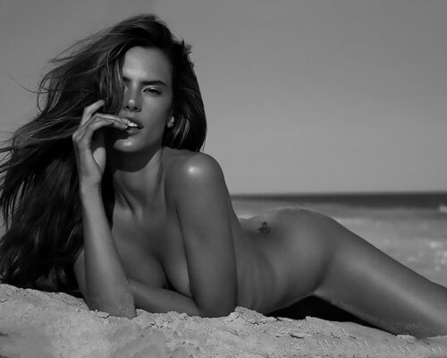 Alessandra Ambrosio 8X10 /& Other Size /& Paper Type PHOTO PICTURE aa48