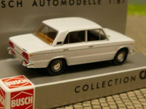 1//87 Busch Lada 1600 weiß 50550