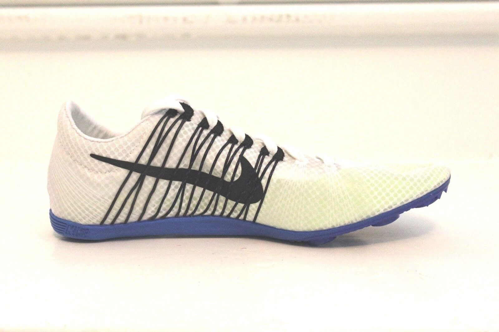 2ca5293657 Nike Zoom Victory Elite Unisex Track Spikes Flywire White MSRP 180 NEW