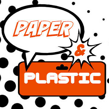 Paper and Plastic Comics