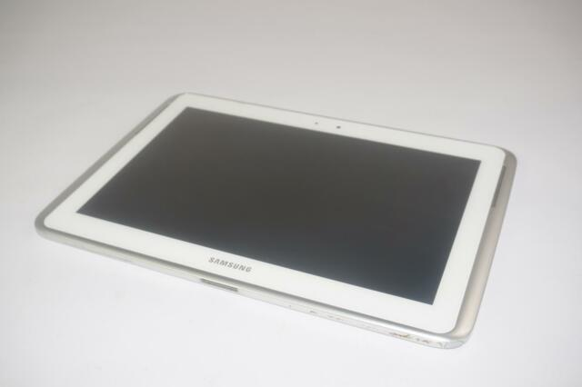 "Samsung Galaxy Note GT-N8000 16GB in White - 10.1"" Android Tablet - WiFi & 3G"