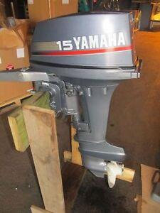1995 yamaha 9 9 15 hp outboard motor service manual ebay
