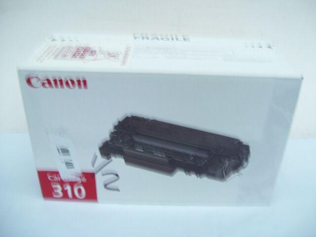 CANON 310 CART310 GENUINE ORIGINAL BLACK TONER CARTRIDGE LBP3460 LBP3400 SERIES