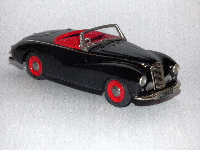 Somerville Sunbeam Alpine 2 posti Sports 1953 Nero