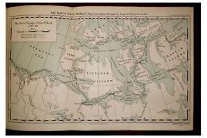 1948-Larson-NORTH-WEST-PASSAGE-Arctic-Voyage-St-Roch-COLOR-MAP-01