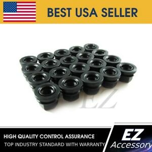 Buyer Needs to Review The spec Total Length 20pcs Chrome 1//2-20 UNF Wheel Lug Nuts fit 2003 Mazda B3000 May Fit OEM Rims 1.77