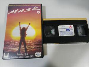 MASK-CHER-SAM-ELLIOT-PETER-BOGDANOVICH-VHS-BANDE-FILM-ENGLISH