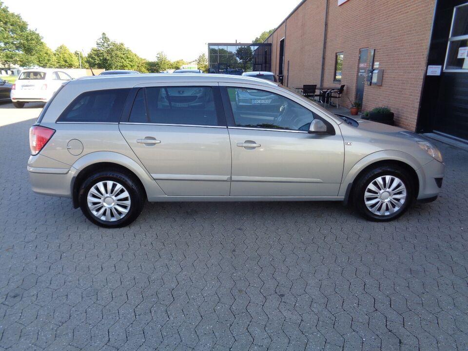 Opel Astra 1,6 16V 115 Enjoy Wagon Benzin modelår 2007 km