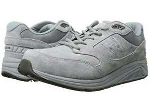 New-Balance-Mens-MW928GY3-Low-Top-Lace-Up-Walking-Shoes-Grey-Size-7-5-xNQl