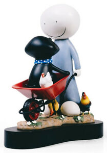 Daisy-Trail-by-Doug-Hyde-Sculpture-Limited-Edition