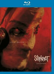 SLIPKNOT - (SIC)NESSES: LIVE AT DOWNLOAD (BLURAY) EAGLE VISION  BLU-RAY NEUF