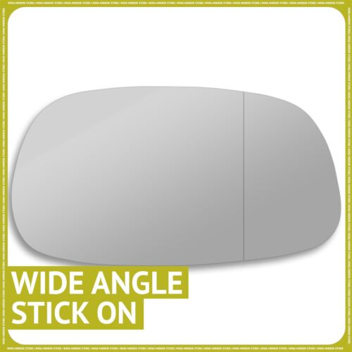 Lado Derecho para Ssangyong Rexton 01-13 Espejo Retrovisor Águlo Amplio