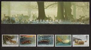 GB-1992-THE-FOUR-SEASONS-WINTERTIME-PRESENTATION-PACK-NO-224