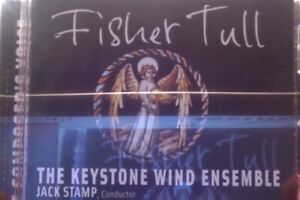 CD-MUSIC-CLASSICAL-FISHER-TULL-THE-KEYSTONE-WIND-ENSEMBLE-JACK-STAMP-CONDUCT