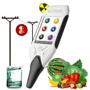 SOEKS-ECOVISOR-F4-Messgeraet-4-in-1-Nitrat-Geigerzaehler-Elektrosmog-Wasser-Tester