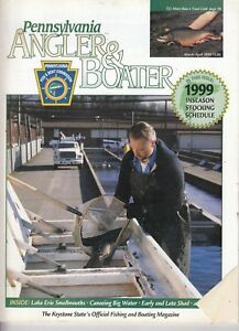 1999-Pennsylvania-Angler-Boater-Magazine-Is-this-You-on-Cover-Fishing-Trout