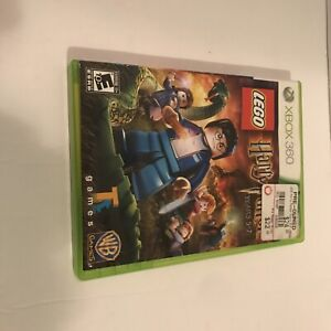 LEGO Harry Potter: Years 5-7 (Microsoft Xbox 360, 2011)
