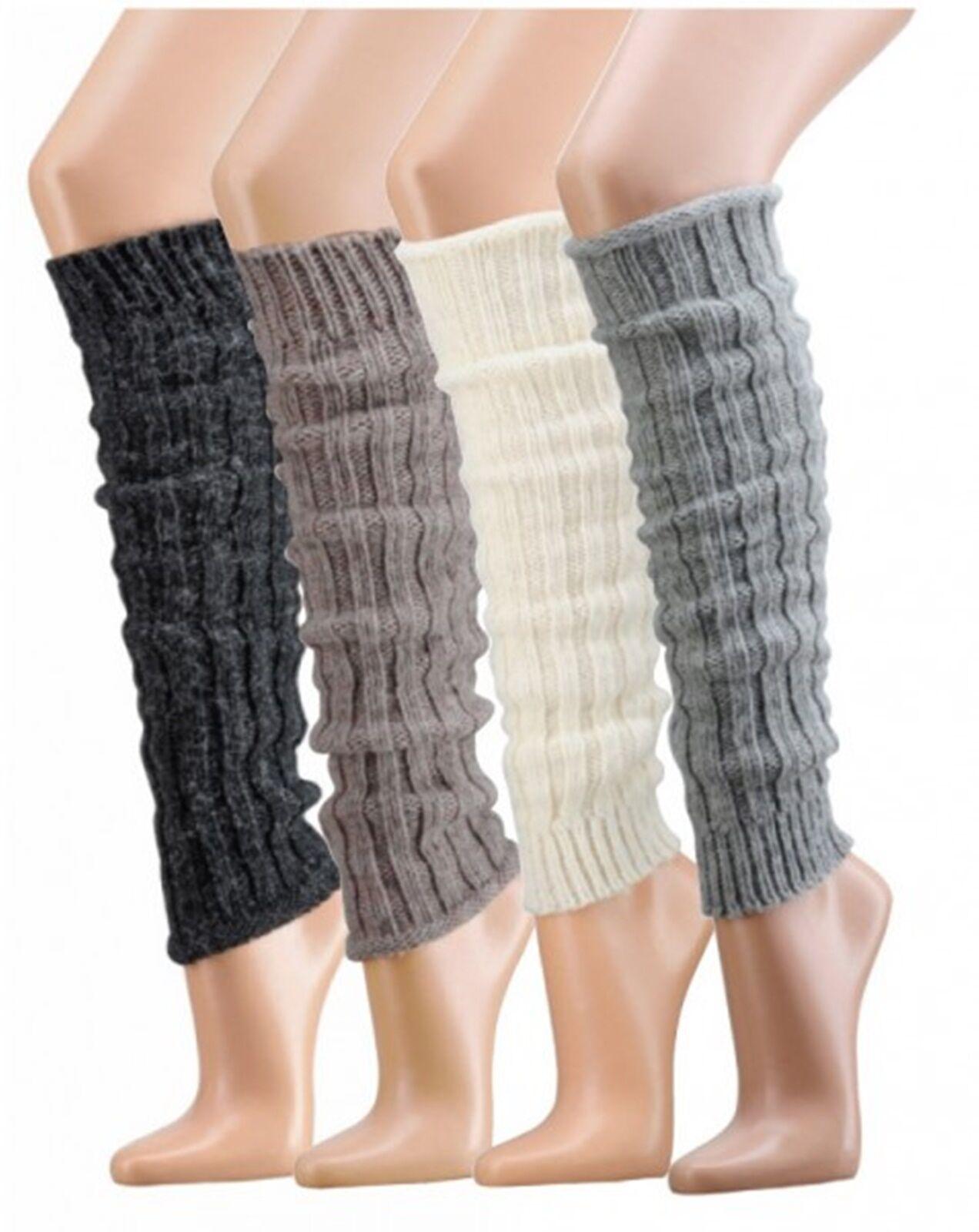 1 Paire Chunky brassard pour en tricot avec Laine alpaca Jambières pour brassard Adolescent et cda76a