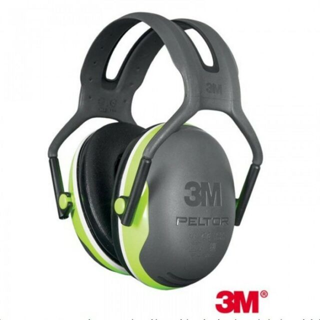 3m Peltor X4a Ear Muffs Headband Noise Ear Defenders Shooting Snore SNR 33db for sale online   eBay