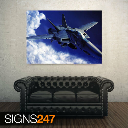 FIGHTER PLANE Photo Picture Poster Print Art A0 A1 A2 A3 A4 4054