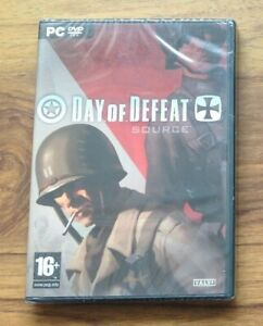 Tag-der-Niederlage-Source-PC-CD-ROM-Neu-amp-Versiegelt-Kostenloser-UK-Versand