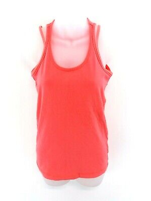 Adidas Womens Vest Top 10 Pink Cotton