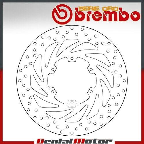 Disco Freno Fisso Brembo Serie Oro Anteriore per Bmw F 650 Fl 650 1993 /> 2000
