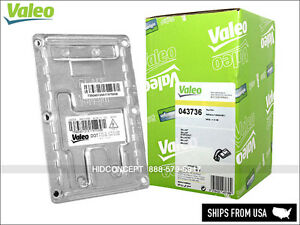 details about original valeo lad5g hid xenon ballast w 12 pin connector 89030469 (one unit) 2 Lamp Ballast Wiring Diagram