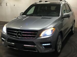 Mercedes Benz ML 350 AMG Pckg. Bluetec 4 Matic