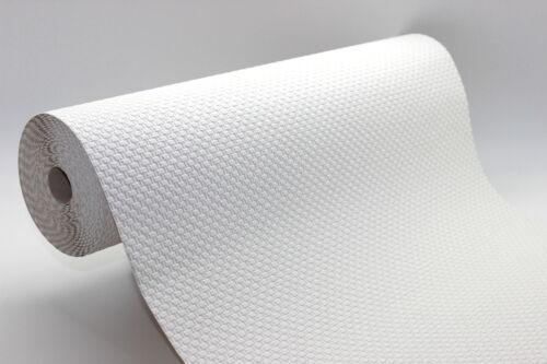 Uni structure papier peint 15 M rôle Blanc fibre optique structure 2729-11