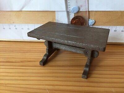 """1875 Playmobil Nuovo Giocattolo Di Ricambio"""" """"in Legno Tavolo Set 3666 Pezzi Di Ricambio-mostra Il Titolo Originale"""