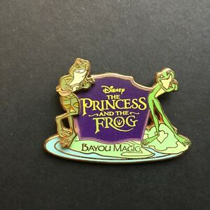 The-Princess-and-the-Frog-Bayou-Magic-Limited-Edition-1000-Disney-Pin-73705