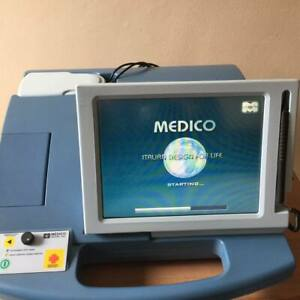 Stable Ecg Medico Master 1000 Pacemaker Programmer , Egm Intracardiaque Produits Vente Chaude