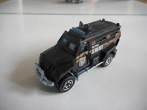 Matchbox-Swat-Truck-in-Black-Gold