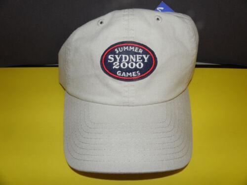 SYDNEY 2000 SUMMER OLYMPIC GAMES   Logo  hat NWT