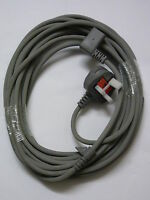 Kirby Mains Power Lead - Grey - for G7 Ultimate G models - New