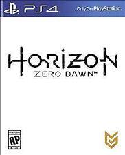 Horizon: Zero Dawn STILL SEALED (Sony PlayStation 4, 2017)